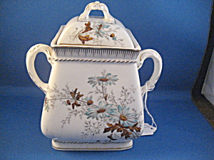 Royal Semi John Maddock and Sons Buscuit Jar (Image1)