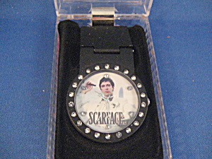 Scarface Watch Money Clip