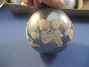 Large Glass Ball with Scenes of the Nursery (Image1)