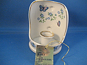 Enesco Handle Candle Holder