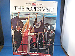 The Pope's Visit