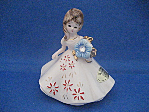 Josef Liron December Figurine