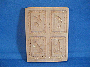 Buttuer or Cookie Mold (Image1)