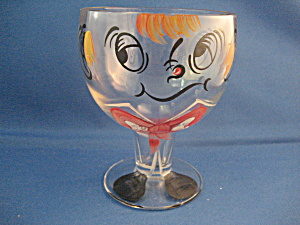 Painted Beer Glass (Image1)