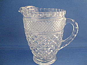 Anchor Hocking Wexford Small Pitcher