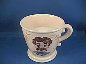 Enesco Mustache Cup (Image1)
