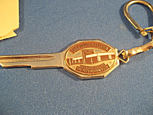 Advertising Key Blank Key Chain (Image1)