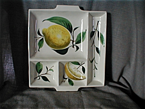 Majolica Square Serving Dish