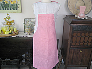 Linen Shift Dress (Image1)