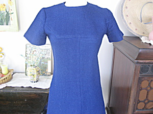 Bue Linen Shift Dress (Image1)