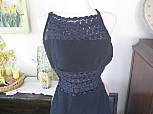 Lace Waisted Dress (Image1)