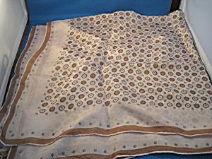Vintage Silk Scarf (Image1)