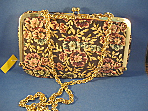 Vintage Carpet Bag Purse (Image1)