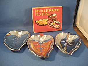 Leaf Shaped Tray