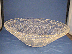 Heritage Berry Bowl from Federal Glass (Image1)