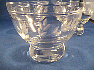 Princess House Pudding Glasses (Image1)