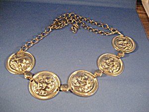 Metal Lion Belt (Image1)