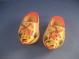 Wooden Shoe Souvenir