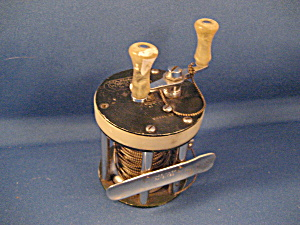 Vintage No 1921 Shakespeare Wondereel Casting Fishing Reel  (Image1)