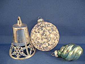 Vintage Ornament Group