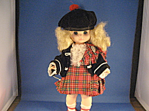 Hornsman Half Pint Scottish Doll