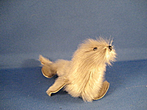 Miniature Seal With Real Seal Skin