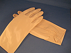 Satin Short Gloves (Image1)