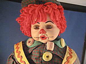 Beverly Stoehr Candyland Christmas Boy Doll (Image1)