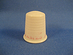 Advertising Thimble