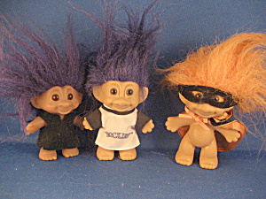 Three Troll Dolls (Image1)