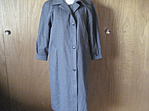 London Fog Lined Rain Coat