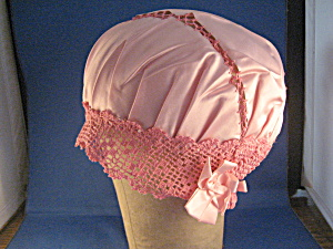 Victorian Bed Hat