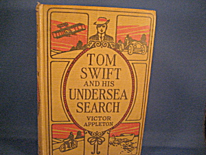 Tom Swift and His Undersea Search (Image1)