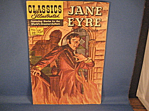 Classics Illustrated Of Jane Eyre
