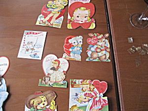 Nine 1953 Valentines (Image1)