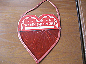 Valentine Heart Candy Container