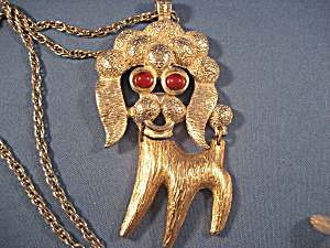 Poodle Necklace (Image1)