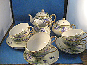 Nippon Nagoya Tea Set