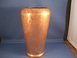 Large Copper Vase From Revere