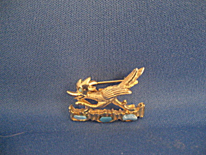 Gold Tone Road Runner