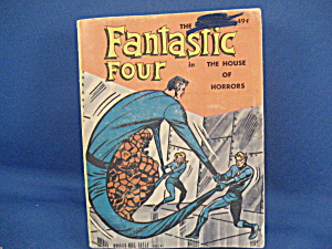 Fantiastic Four Big Little Book