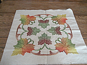 Fall Leaves Sampler