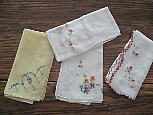 Four Handkerchiefs