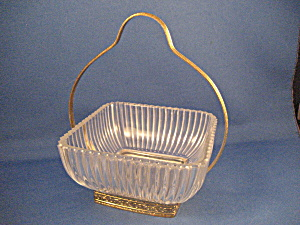 Small Handles Candy Dish