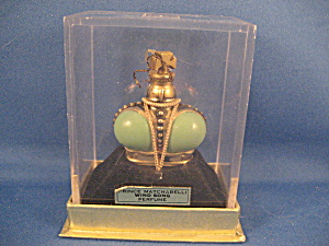 Prince Matchabelli Bottle And Perfume