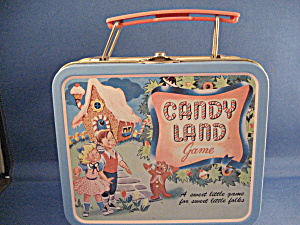 Hasbro Miniature Candy Land Lunch Box
