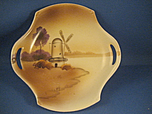 Meito China Scene Bowl (Image1)
