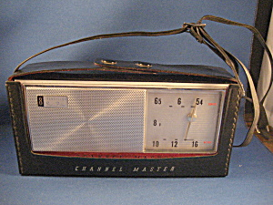 8 Channel Transistor Radio