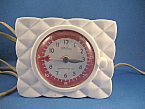 Telechron Mintmaster Jr Alarm Clock (Image1)