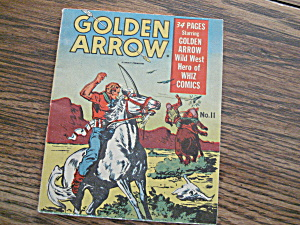 Golden Arrow Comic Book